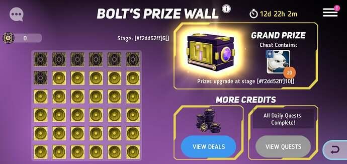 Price wall problem