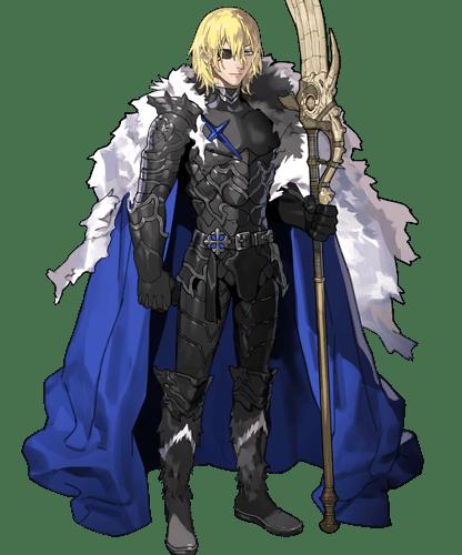 Legendary Dimitri