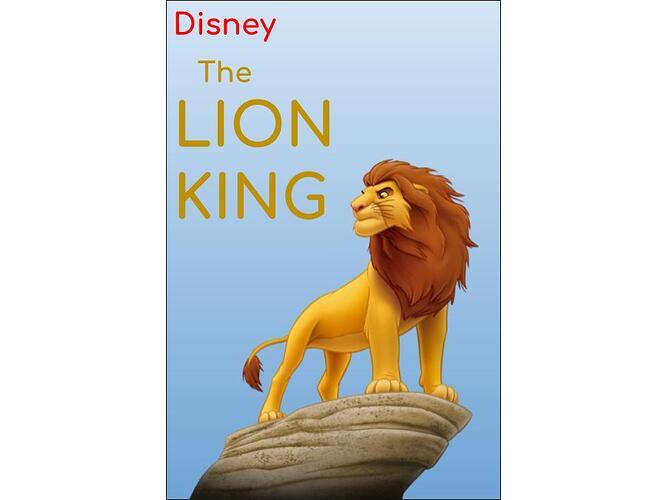 Lion King (1)