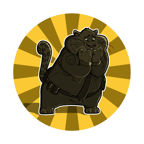 clawhauser-skill4